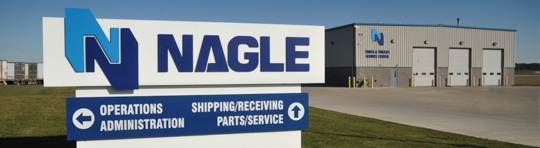 Nagle Trucking Maintenance